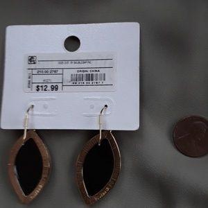 Baublebar Jewelry - SOLD💕Baublebar-Sugarfix- Grey Dangling Druzy